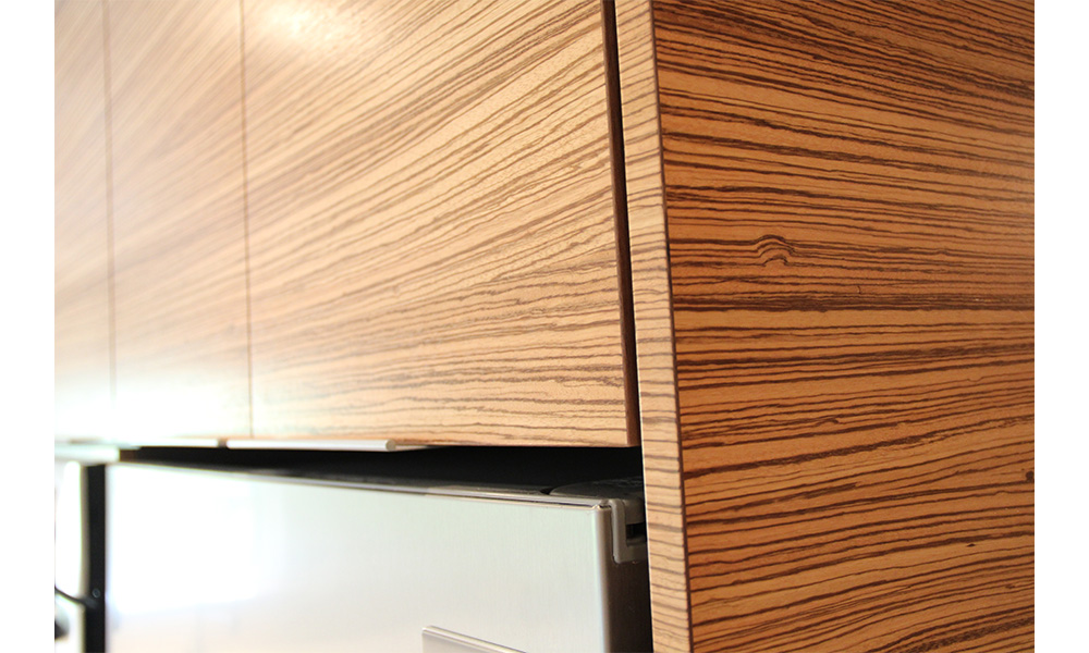 Leave a Reply Cancel reply & Jason Straw Woodworker | Zebra wood florida kitchen