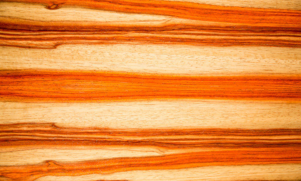 Jason Straw Woodworker Marbled Padauk Vanity