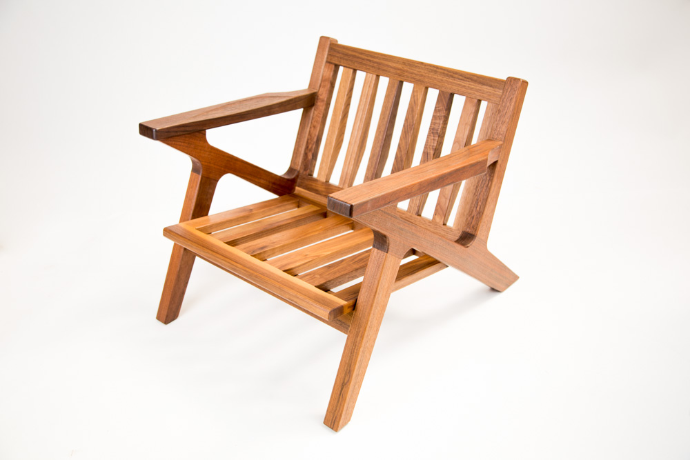 Jason Straw Woodworker | Z Chair