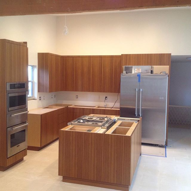 Teak Kitchen Cabinets Pictures